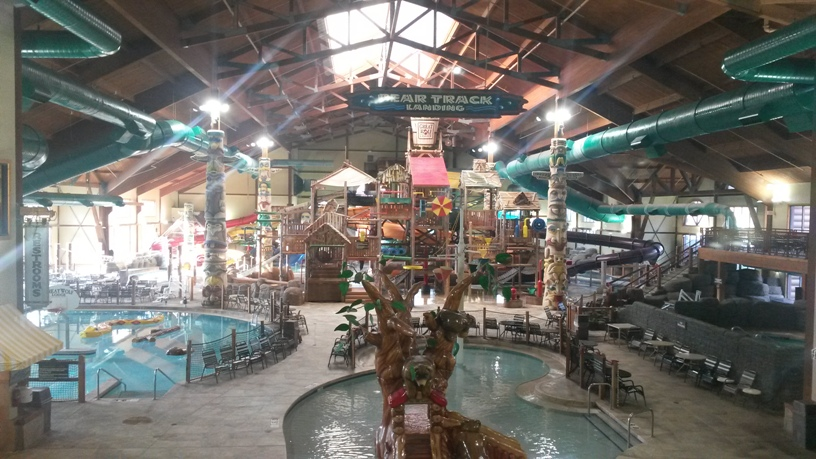 Water Park Trip 2014