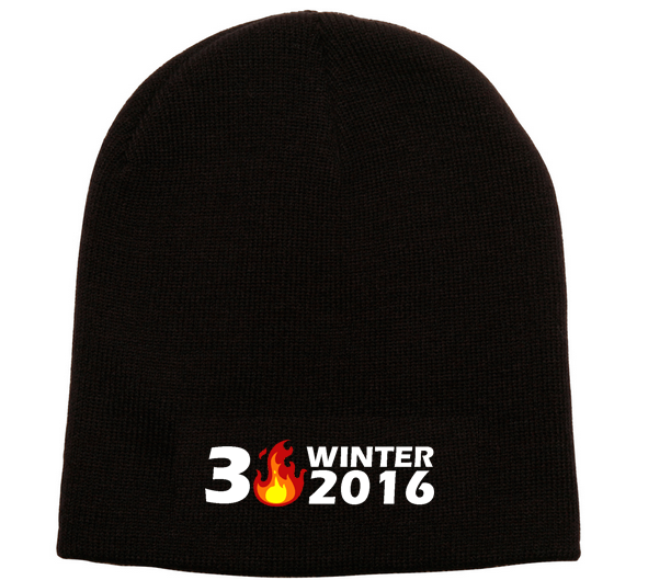 2016 Embroidered Hat
