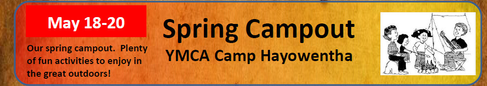 Banner Spring Campout