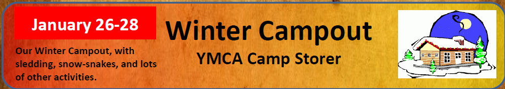 Banner Winter Campout